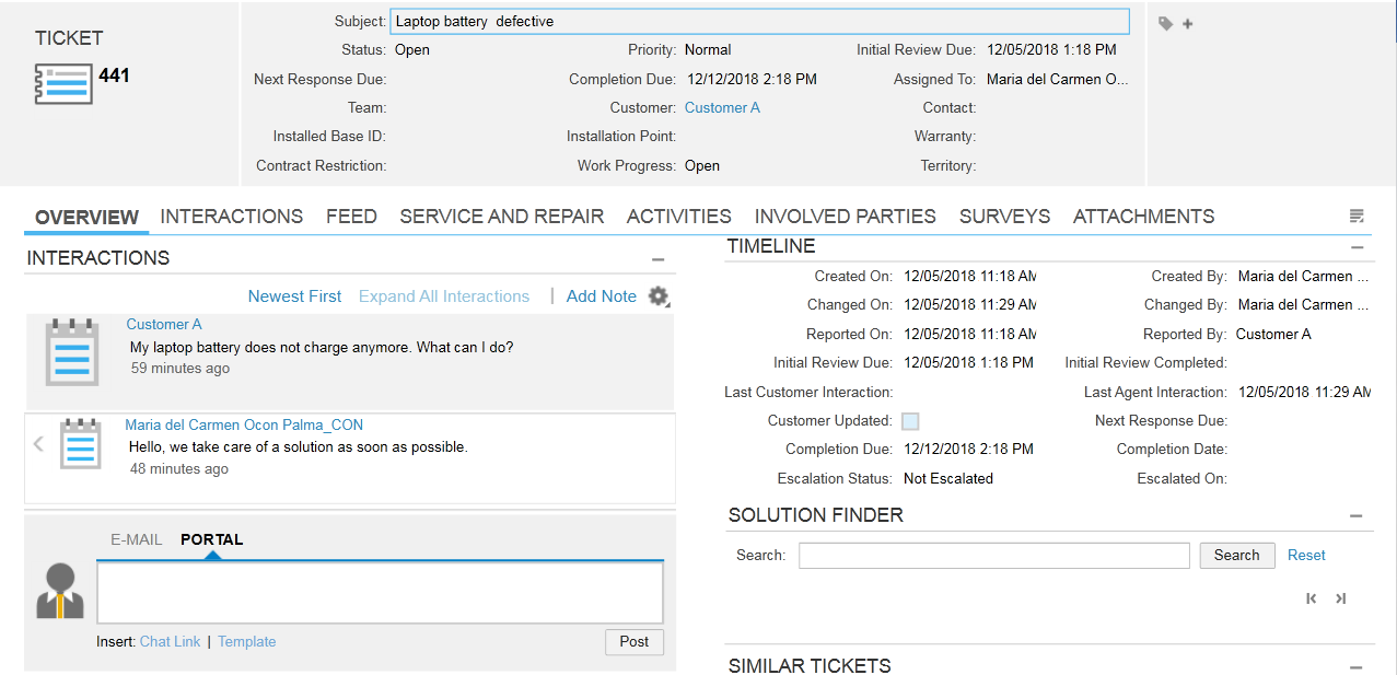 SAP Cloud Platform Portal: Self-Service Support Site - CAMELOT Blog